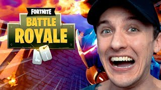 Simon is playing FORTNITE! Battle Pass Season 4!! 💥