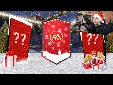 Świąteczne otwieranie paczek! | FIFA 18