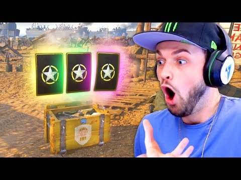 Thumbnail: Opening x15 SUPPLY DROPS in COD WW2! (What's Inside...?)