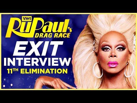 RuPaul's Drag Race: Episode 11's Eliminated Queen (Exclusive)