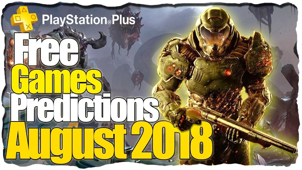 Ps4 Plus August
