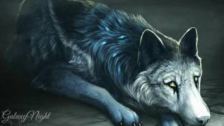 Anime Wolves-Driftwood Heart