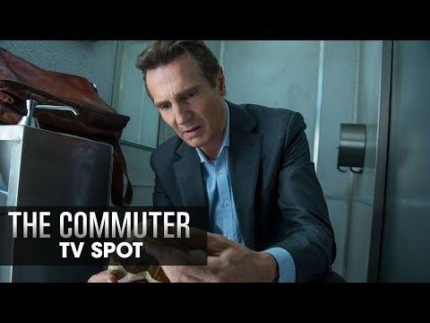 "The Commuter (2018 Movie) Official TV Spot ""Chosen"" – Liam Neeson, Vera Farmiga, Patrick Wilson"