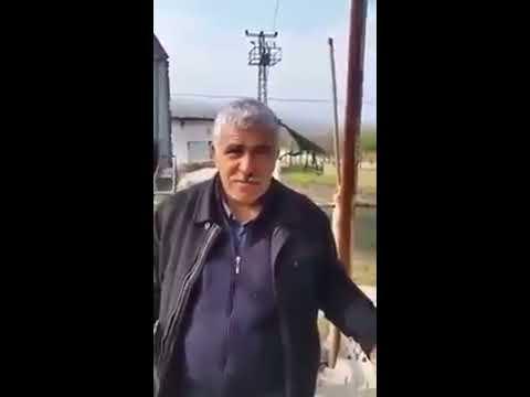 Şanlıurfa bir TIR sürücüsü tam bir Recep Tayyip Erdoğan hayranı çıktı.
