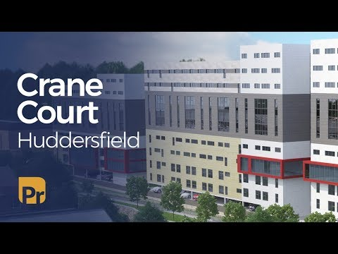 Crane Court, Huddersfield - UK Student Accommodation (Feb 2018)