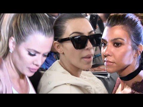 Kim Kardashian Was MIA at 'KUWTK' Wrap Party