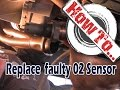 How To replace your 02 Sensor