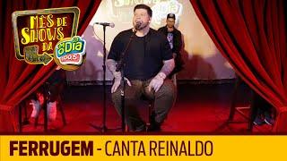 Ferrugem canta Reinaldo (Pout Pourri)