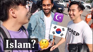 Introducing Islam to Korean friend | Dawah VLOG