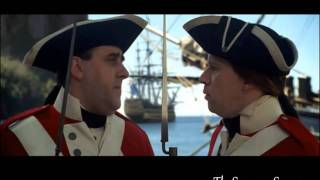 Pirates of the Caribbean: The curse of the Black Pearl - Scene