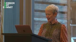 Maria Balshaw Talk at the 2019 Verbier Art Summit