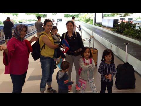 Perjalanan ke Singapore | Ketemu Fans Zara Cute di Imigrasi Changi Airport 😍😍😍
