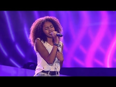 Debbie Shippers - Brand New Me   The Voice of Germany 2013   Blind Audition