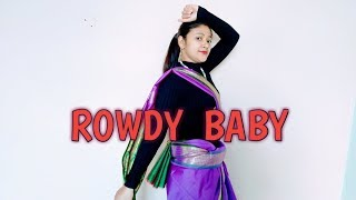 ROWDY BABY || Maari 2 || Dance Cover || Dance Video || Dance Choreography