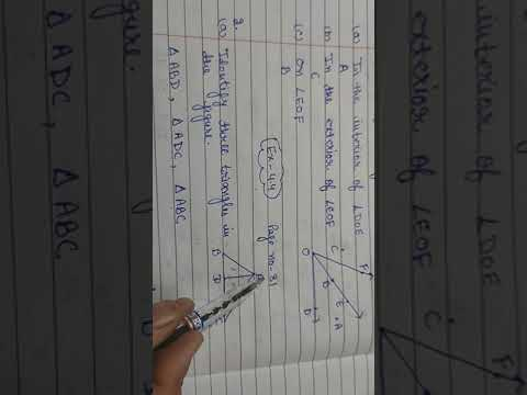 Subject material of maths class 6dated 13-07-20