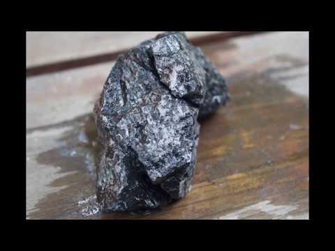 Polishing Main Vein Silver Ore