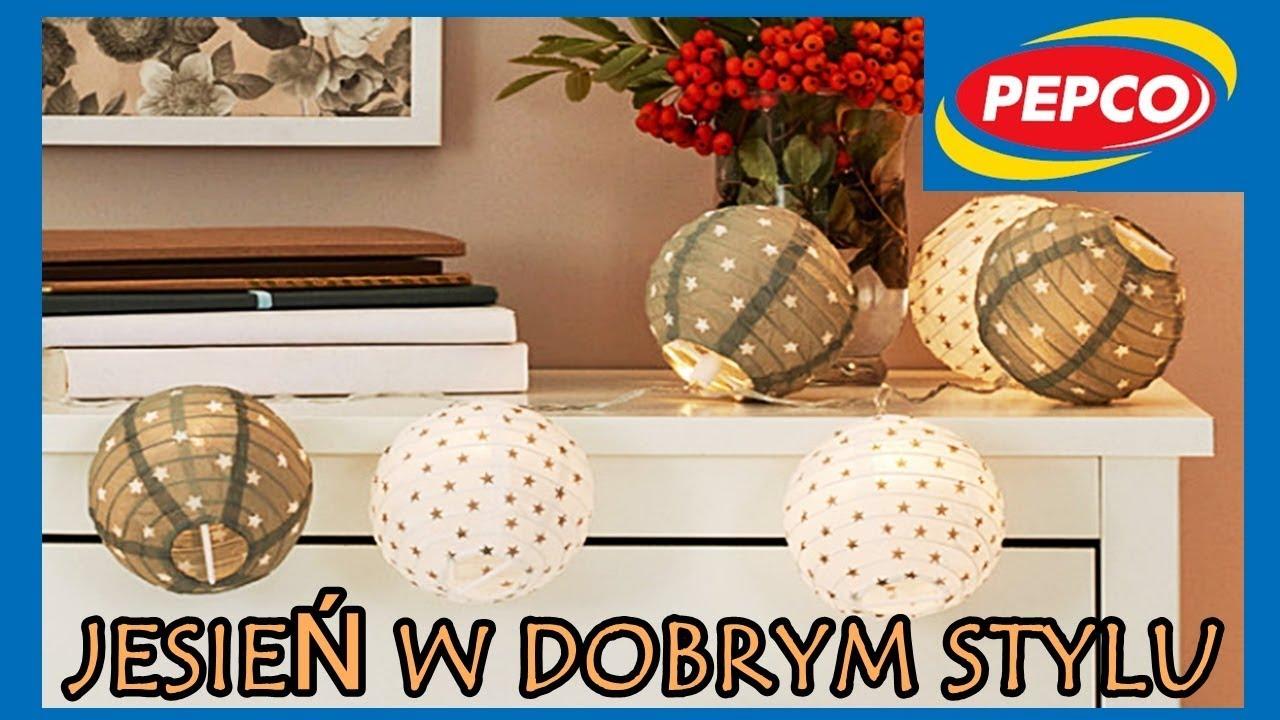 68183f5f0094c3 Nowa Gazetka PEPCO od 26.10.2018   Jesień w Dobrym Stylu - YouTube