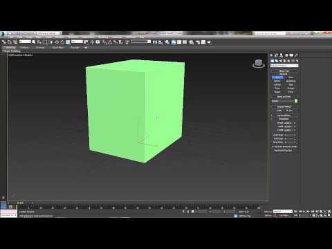 3Dsmax Tutorial 3D Objekte erstellen