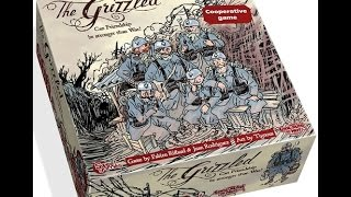 The Grizzled review - Board Game Brawl