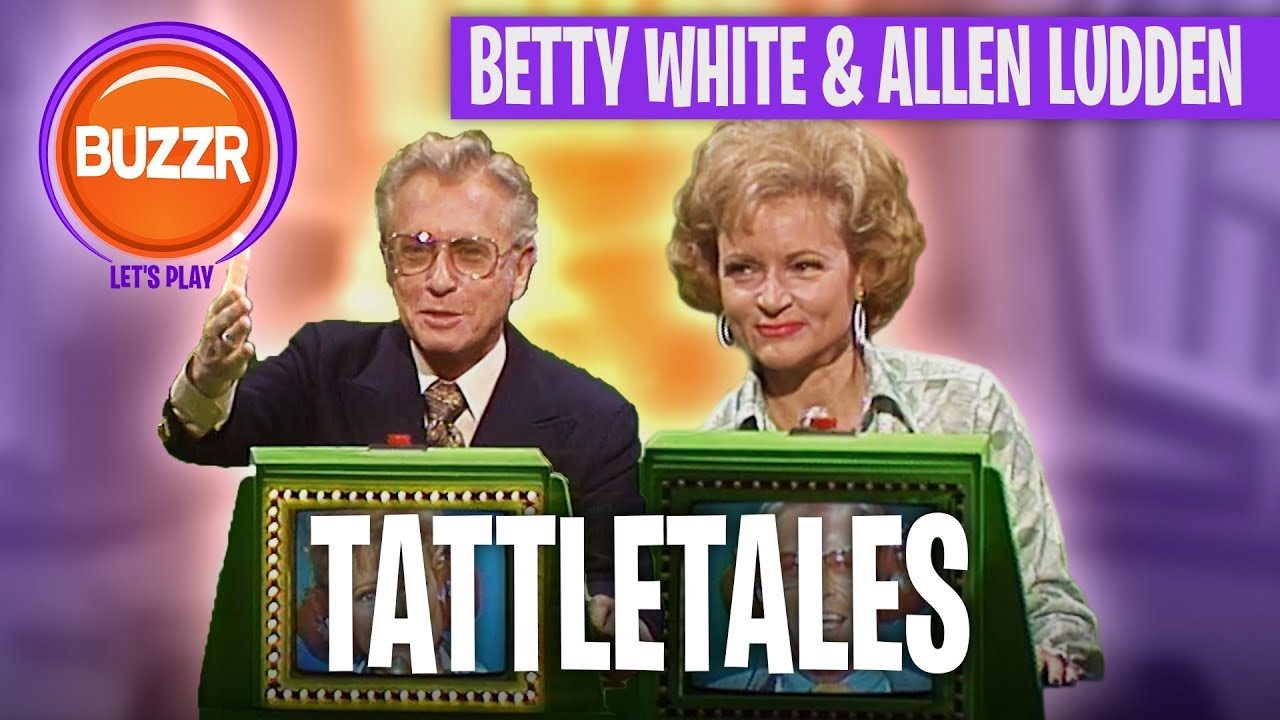 Download Tattletales - Relationship GOALS! COUPLE OF ALL THE YEARS! Betty White & Allen Ludden!   BUZZR
