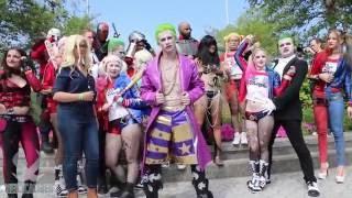 SUICIDE SQUAD Cosplay Photo Shoot - Boston Comic Con 2016