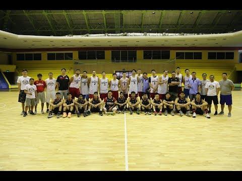 Game Highlights: Tim Nasional Asian Games Vs Tim Nasional FIBA Asia U-18!