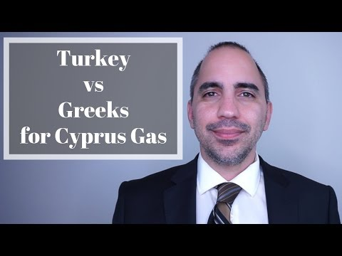 Turkey vs Greeks for Cyprus Natural Gas
