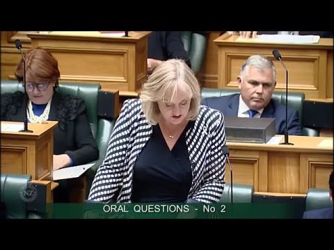 Question 2 - Phil Twyford to the Minister for Social Housing