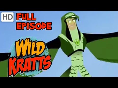 Wild Kratts - Raptor Roundup (HD - Full Episode)