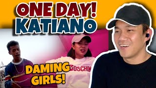MARIANO AND KAT - ONE DAY COVER | SY TALENT ENTERTAINMENT | REACTION