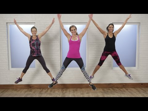 20-Minute Calorie-Torching and Full-Body Toning Workout With Light Weights| Class FitSugar