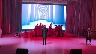 """Спектакль """" Антигона"""" Театр- студия на Алом поле # театр дома"""