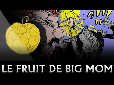LE FRUIT DE BIG MOM : J'AVAIS RAISON !!! (chapitre 835)