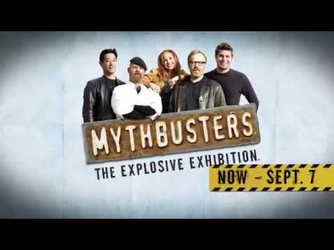Mythbusters: The Explosive Exhibition at Discovery Cube OC
