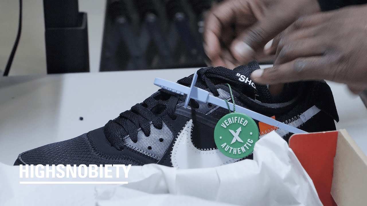 Josh Luber Explains How StockX Made Sneaker Authenticating a Real Career  Path