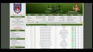 Расписание матчей - онлайн футбольный менеджер Легион