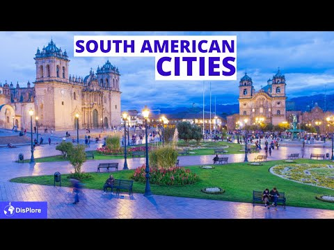 Top 10 Most Beautiful Cities in South America