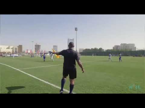 Dubai Intercontinental Football Cup U13 Ghana Edition promo