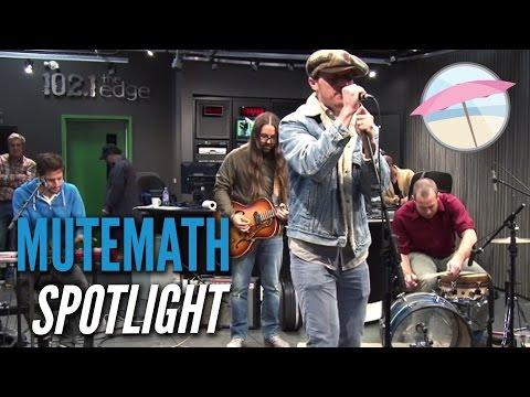 Mutemath - Spotlight (Live at the Edge)