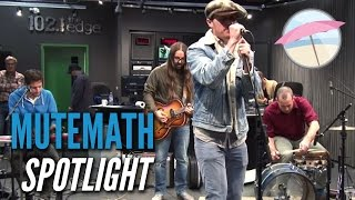 Mutemath - Spotlight (Live at the Edge)