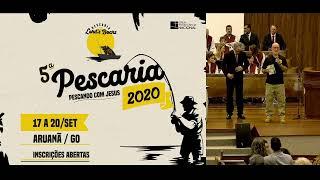 Culto Noturno 08/03/2020 - Rev. Marco Baumgratz