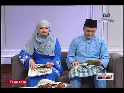 Kaedah Haraki Live Di Selamat Pagi Malaysia TV1 3-6-16