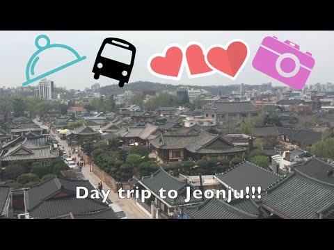 Trip to Jeonju!