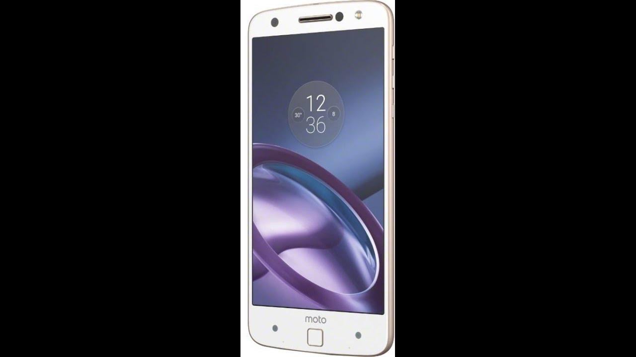 moto z phone white. Amazing Motorola Moto Z Mobile White, 64 GB Expandable Upto 2 TB Phone White