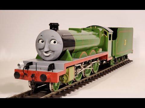 Gauge 1 Henry the Green Engine Replica | Build Reel