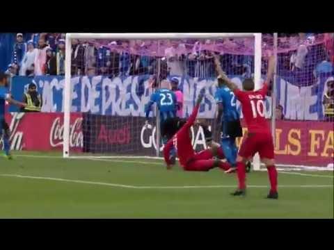 Jozy Altidore Goal - October 16, 2016