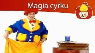 Magia cyrku - Klaun maga, dla dzieci