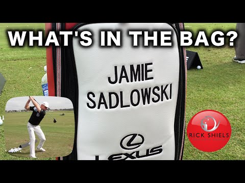JAMIE SADLOWSKI WHAT'S IN THE BAG 2016
