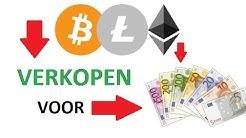 CRYPTOCURRENY VERKOPEN VOOR EURO NAAR BANKREKENING