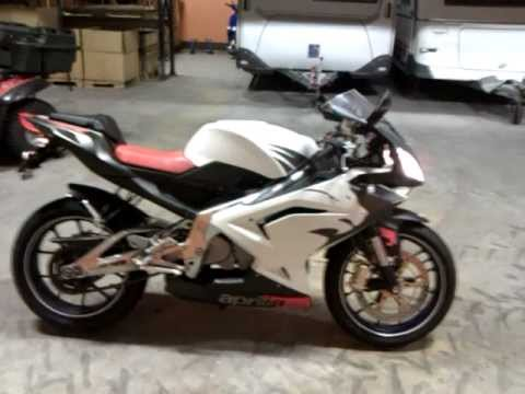 aprilia rs 125 sound youtube. Black Bedroom Furniture Sets. Home Design Ideas